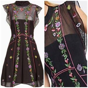 """Free People """"Riveria"""" mini dress"""